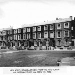 140 -160 New North Rd - from the junction with Arlington Avenue