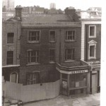 156-158 Pitfield St 1970 - site of the Arden Estate