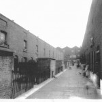 Ely Place, Hoxton 1937
