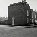 Pearson St corner with Fellows St