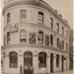 The Old Blue Last Gt Eastern St as it was