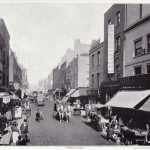Pitfield Street from Old Street c1896